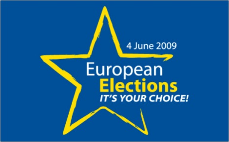European elections 2009 and Social Media