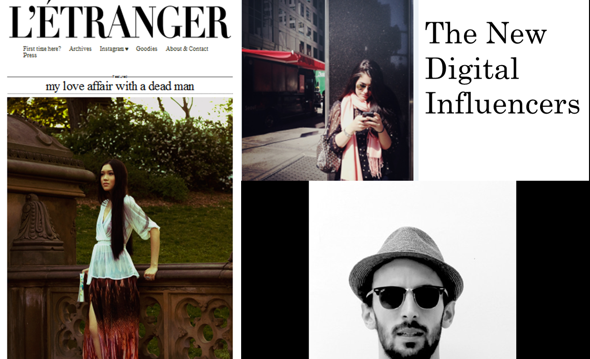 The New Digital Influencers